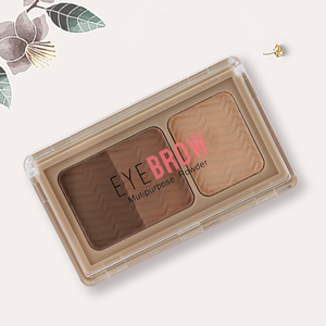 Y7225-2 eye brow mutipurpose powder