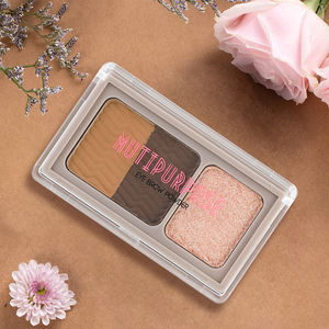 Y7225 mutipurpose eye brow powder 3 Color Eyebrow