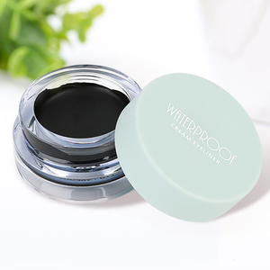 Y2456E water proof cream eyeliner Waterproof Gel Eyeliner Box-packed Longlasting Eyeliner