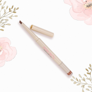 EB008 hydra brow color & shape duo custom label eyebrow pencils